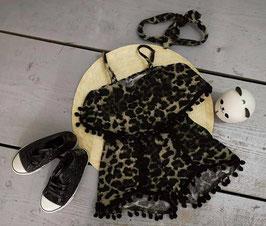 play/jumpsuit animal met haarband