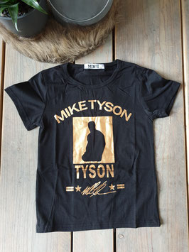 Shirt Mike Tyson 4 varianten