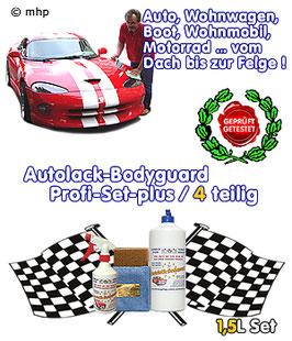 Autolack-Bodyguard - Profi-Set-plus - für Anspruchsvolle !