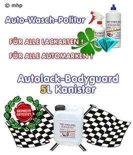 Autolack-Bodyguard - 5L - Vorrats-Kanister - für den Profi