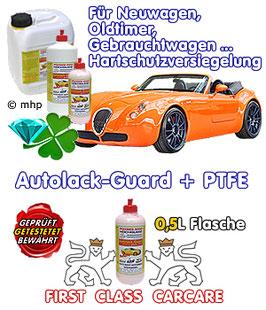Autolack-Guard plus PTFE - 500ml - Hartschutzversiegelung