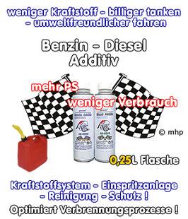 Benzin - Diesel - Additiv - 3000 ©