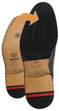 Mittlere Gummisohle für LLOYD-Schuhe