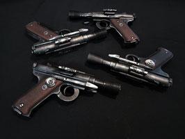 DT-12 Heavy Blaster Pistol Greedo - 3D FILES
