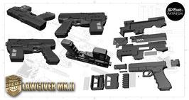 DREDD 2012 LAWGIVER MK.II - 3D FILES