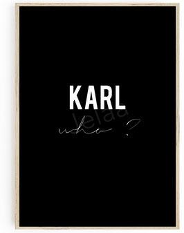▴ K a r l⠀w h o ?