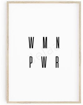 ▴ W M N P W R⠀m i n i m a l i s t i c .