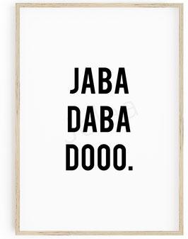 ▴ J a b a⠀d a b a⠀d o o o .