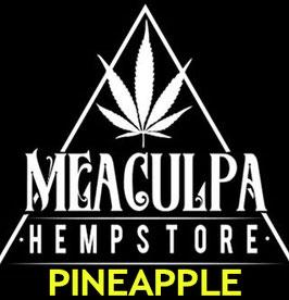PINEAPPLE - Mea Culpa Hempstore