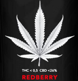 RED BERRY - Weedpassion