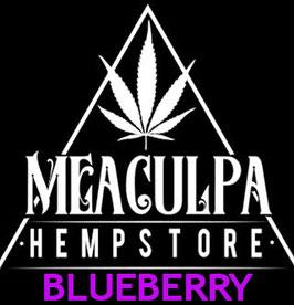 BLUEBERRY - Mea Culpa Hempstore