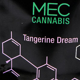 TANGERINE DREAM - Mec Cannabis