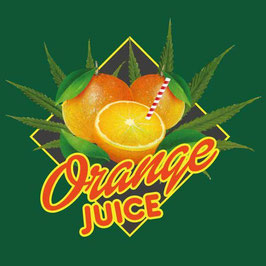 ORANGE JUICE - CannaBe