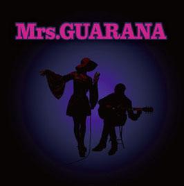 Mrs.GUARANA 初のフルオリジナルアルバム 「Monochrome」