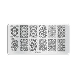 Stamping Plate B003