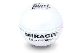 Mirage Effect Gel - Silver