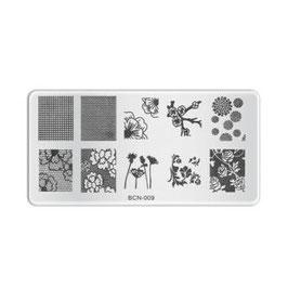 Stamping Plate B009