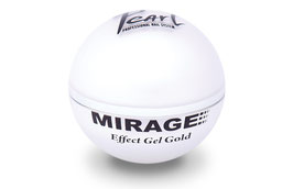 Mirage Effect Gel - Gold