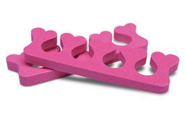 Zehentrenner Pink