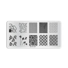 Stamping Plate B007