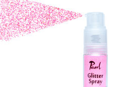 Pearl Glitter Spray - Rose Rainbow