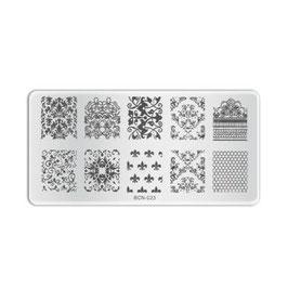 Stamping Plate B023