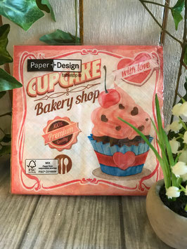 "Serviette ""Bakery-Shop"""