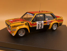 Fiat 131 Abarth - M.Mouton - Montecarlo Rally (1980)