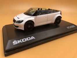 SKODA FABIA RS2000 ROADSTER (2011)