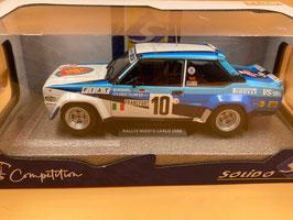 "FIAT 131 ABARTH GR.4  ""MONTECARLO 1980"" - FIAT AUTO -  W.RÖHRL"