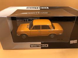 FIAT 125 SPECIAL - ARANCIO - WHITE BOX