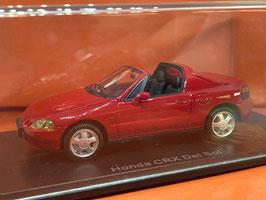 Honda CRX Del Sol (1992) - Rosso