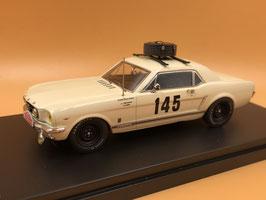 Ford Mustang - J.L.Trintignant - Montecarlo Rally (1966)