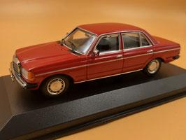 MERCEDES BENZ 230E W123 (1982) - ROSSO