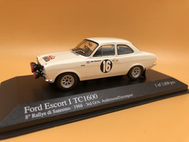 Ford Escort RS 1600 - O.Andersson - Winner Sanremo Rally (1968)