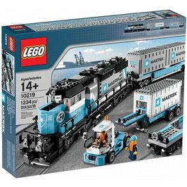 Lego 10219 - Treno Maersk