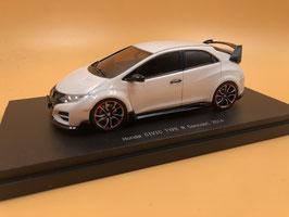 Honda Civic FK2 Type R Concept (2014) - Bianco