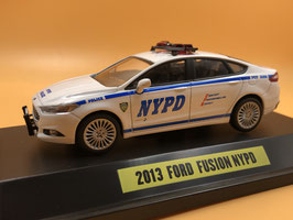 Ford Fusion NYPD (2013)
