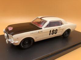 Ford Mustang - Geminiani - Montecarlo Rally (1965)