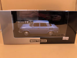 SKODA 1000 MB - WHITE BOX