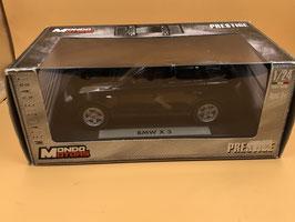 BMW X3 - MONDOMOTORS 1/24