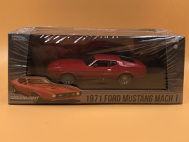 "FORD MUSTANG MACH I ""JOHN WICK"""