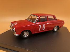 Ford Cortina MkI - R.Clark - Montecarlo Rally (1966)