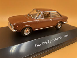 FIAT 124 SPORT COUPE' (1969)