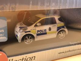 Toyota IQ POLIS SWEDEN (2011)
