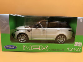LAND ROVER RANGE ROVER SPORT - WELLY 1/24