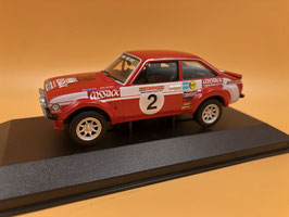 Ford Escort RS 1800 - R.Clark - Winner Manx Rally (1975)