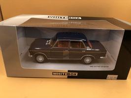 FIAT 125 SPECIAL - BLU - WHITE BOX