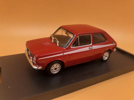 Fiat 127 NP Giannini (1971) Rosso