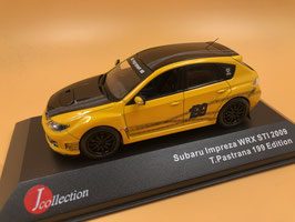 Subaru Impreza STI Travis Pastrana 199 Edition (2009) - Giallo